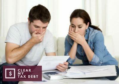Clear My Tax Debt